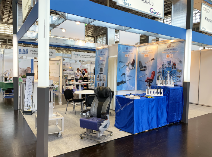 2019-REHACARE (German Medical Rehabilitation Exhibition)-WAN DER FUL